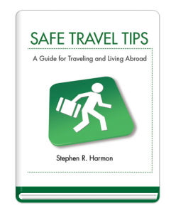 Safe Travel Tips Book