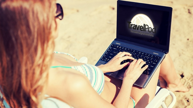 Start your own travel blog with TravelPod