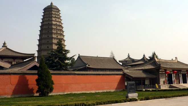 Chinese Temple Tourist Trap Troubles
