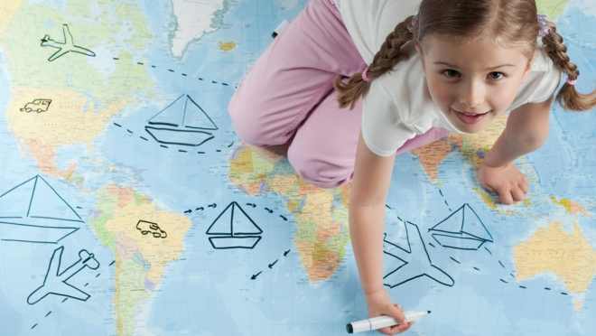 Special considerations for traveling with children